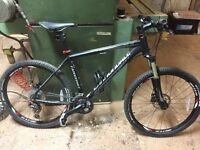 CANONDALE SL3 hard tail mint condition