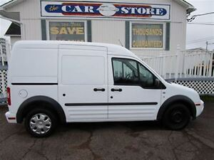 2012 Ford Transit Connect XLT w/o REAR DOOR GLASS LOTS OF SHELVI