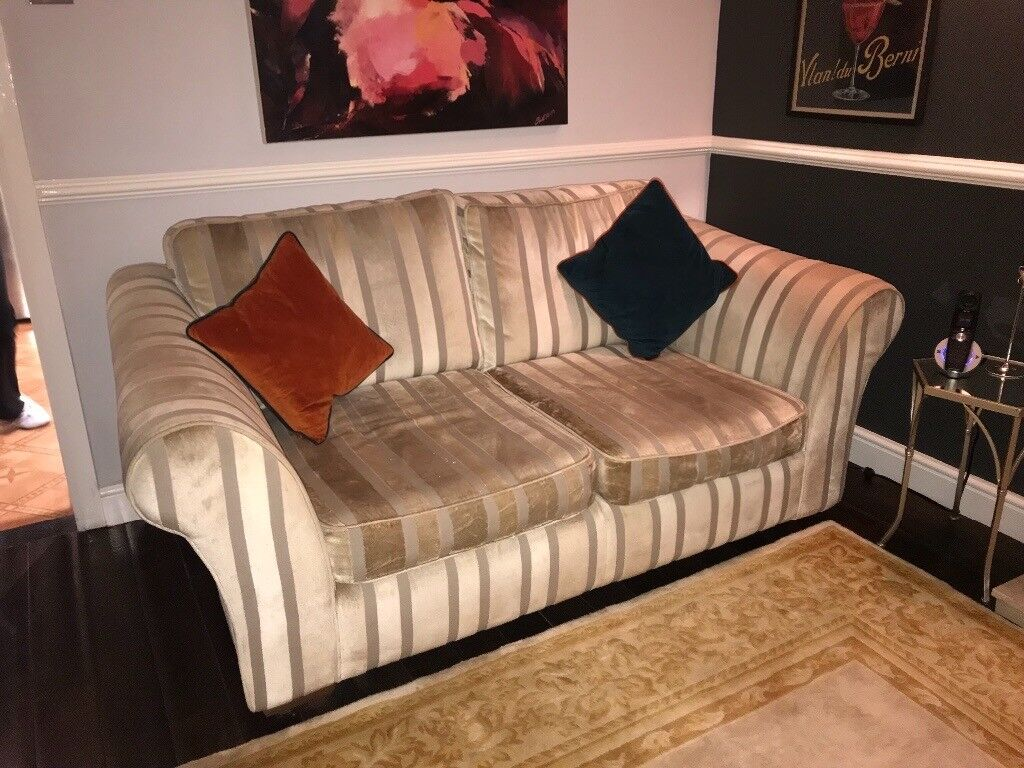 Couch And Two Chairs Great Condition Rox 5 Years Old