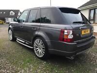 Range Rover sport 2.7tdv6