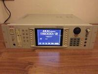 Akai S5000 Professional Sampler