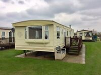 Static Caravan ( 6 Berth ) on 5 Star site at Hornsea, East Yorkshire, with lovely *SEA VIEWS*