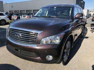 2013 INFINITI QX56 NAVI**CAMERA**BOSE**7 PLACES