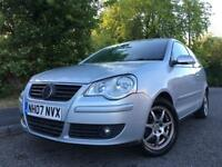 Volkswagen Polo 1.4 S 3dr +LOW MILES+ALLOYS+