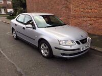 2004 SAAB 9-3 LINER 150BHP AUTO LOW MILEAGE 46K ,,,01 FORMER KEEPER , SERVICE HISTORY