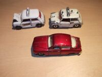 3 dinky toy cars
