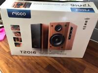 Ricco speakers T2016 set of speakers