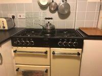 Belling duel fuel AGA cooker
