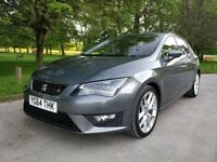 Seat Leon FR 2.0 5dr. 184BHP, TOP SPEC, MUST SEE!!