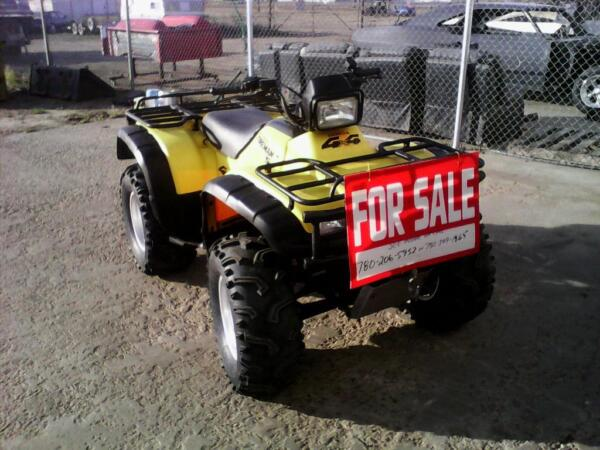 Used 2004 Honda Forman S
