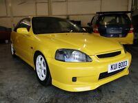 Honda Civic 98-00 Ek9 Type R Front Bumper b16a b16b b18c k20