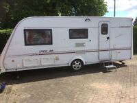 Elddis Crusader Typhoon 4 Berth Caravan