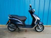 Piaggio fly LOW MILES