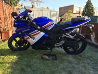 WK Sports 125 Motorbike