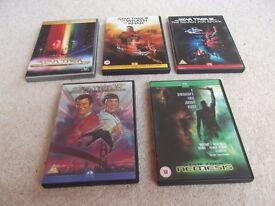 Star Trek (movie) DVDs £7