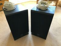 Classic Wharfedale 506 Speakers
