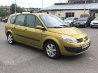 RENAULT GRAND SCENIC 1.6 16V, 7 SEATER MPV, 3 FORMER KEEPERS