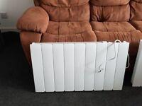 Creda electric radiators