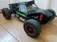 Losi Desert Buggy XL. 30.5cc. 1-5 Scale Petrol Rc Car Buggy