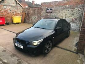 BMW 535D MSPORT E60 2005 BOOT BUILD NOT 530 525 520 330 320 GENUINE