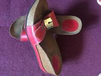 Vintage Scholl size 6