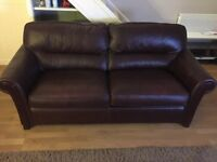 2 Seater and 3 seater sofa bed in excellent condition.