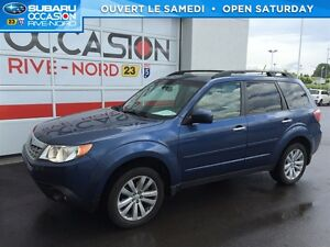 2011 Subaru Forester Touring BLUETOOTH/TOIT PANO/MAGS