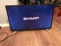 """32"""" SHARP TV"""