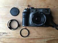 Mamiya 7 medium format film camera