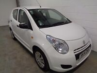 SUZUKI ALTO , 2014 REG , ONLY 39000 MILES + HISTORY, YEARS MOT, **FREE ROAD TAX**, FINANCE, WARRANTY