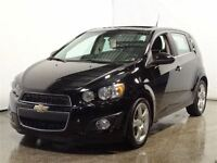 2012 Chevrolet Sonic LT / Toit Ouvrant / A/c / Bluetooth / Mags