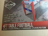 Hydro 4 ft Table Football game