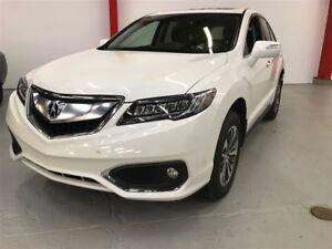 2017 Acura RDX ELITE, CUIR, TOIT, NAV