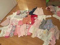£17 3-6 months babygirl excellent condition bundle