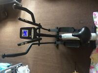 YORK 2 IN 1 CROSS TRAINER, FULLY TESTED PERFECT WORKING CONDITION.