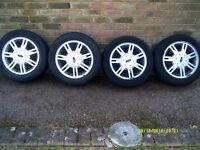 """ford alloys wheels 14"""""""""""