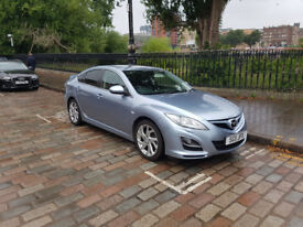 Mazda 6 2.2 Diesel Sport (180bhp) 2011 Saloon, Very Good Condition, High Specification.