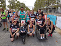 Parallel London 2017: Run, walk or wheel for Spinal Research!