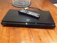 Samsung 3D Blu-ray player with Smart hub