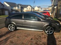 Vauxhall Astra SRI VVT