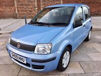 2009 FIAT PANDA ECO ++ ELECTRIC WINDOWS ++ CD ++ £30 POUNDS A YEAR TO TAX ++ AUGUST MOT.