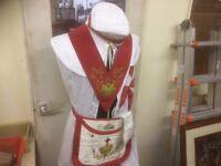 Nights Templar regalia