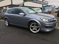 "VAUXHALL ASTRA 1.9 CDTI""""07 PLATE"""" 18 INCH ALLOYS"