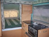 Pennine Pullman 2006 Folding Camper and Awning