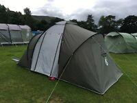 Coleman Ridgeline plus 4-person tent