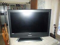 Bush 37 Inch 1080 Flat Screen LCD HDMI TV (26#)
