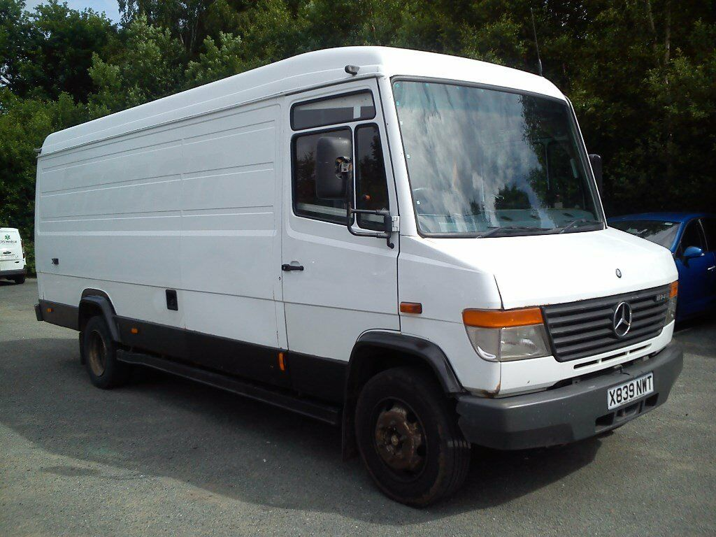 Mercedes benz vario 814d camper van conversion motorhome for Mercedes benz conversion van
