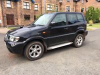 Nissan terrano for parts