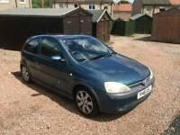 Vauxhall Corsa 2001 sxi
