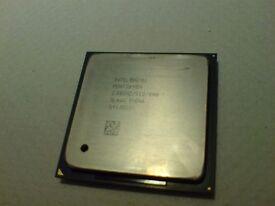 Intel(R) Pentium(R) 4 HT CPU 2.80GHz, Northwood HT, socket 478, 2.80GHZ/512/800